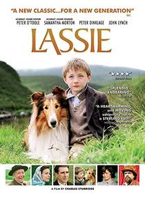 Picture of a movie: Lassie