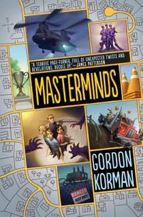 Picture of a book: Masterminds