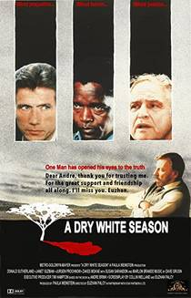 Picture of a movie: A Dry White Season