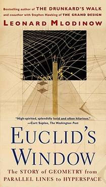 Picture of a book: Euclid's Window: The Story Of Geometry From Parallel Lines To Hyperspace