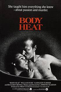 Picture of a movie: Body Heat