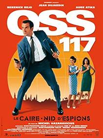 Picture of a movie: Oss 117: Cairo, Nest Of Spies