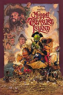 Picture of a movie: Muppet Treasure Island