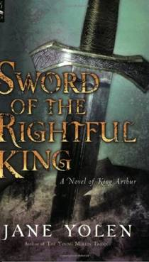 Picture of a book: Sword of the Rightful King