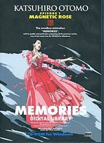 Picture of a movie: Magnetic Rose