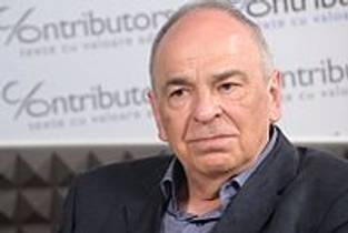 Picture of an author: Gabriel Liiceanu
