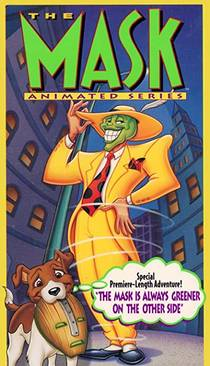 Picture of a TV show: The Mask
