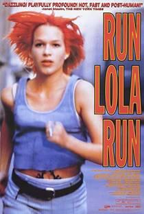 Picture of a movie: Run Lola Run