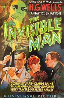 Picture of a movie: The Invisible Man