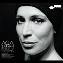 Picture of a band or musician: Aga Zaryan