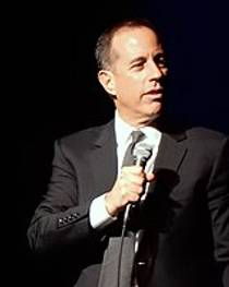 Picture of an author: Jerry Seinfeld