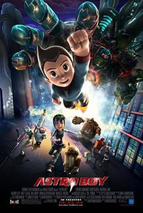 Picture of a movie: Astro Boy