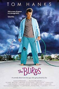 Picture of a movie: The 'burbs