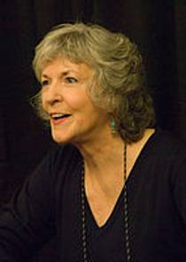 Picture of an author: Sue Grafton