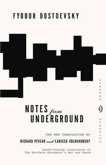Picture of a book: Notes From Underground