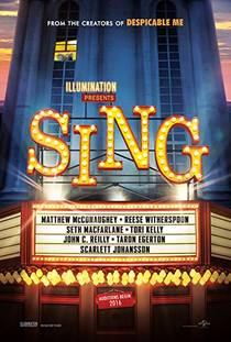 Picture of a movie: Sing