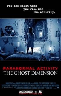 Picture of a movie: Paranormal Activity: The Ghost Dimension