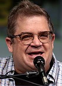 Picture of an author: Patton Oswalt