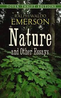 Picture of a book: Nature and Other Essays