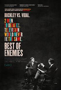 Picture of a movie: Best Of Enemies