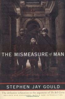 Picture of a book: The Mismeasure Of Man
