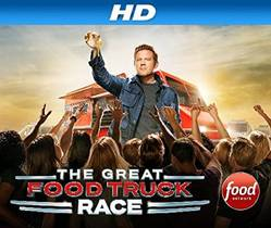 Picture of a TV show: The Great Food Truck Race