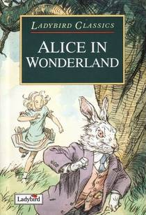 Picture of a book: Alice In Wonderland