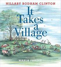 Picture of a book: It Takes A Village
