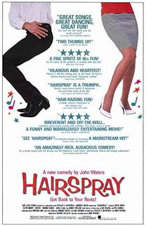Picture of a movie: Hairspray