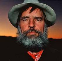 Picture of an author: Edward Abbey