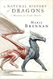 Picture of a book: A Natural History Of Dragons