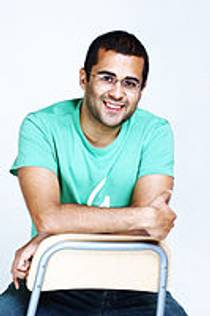 Picture of an author: Chetan Bhagat