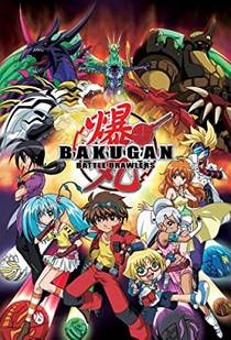 Picture of a TV show: Bakugan Battle Brawlers