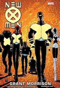 Picture of a book: New X-Men: Omnibus