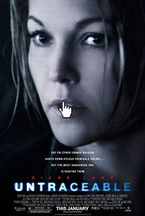 Picture of a movie: Untraceable