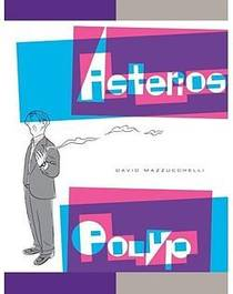 Picture of a book: Asterios Polyp