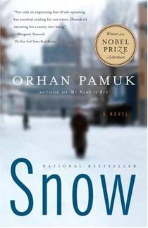 Picture of a book: Snow