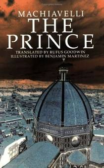 Picture of a book: The Prince