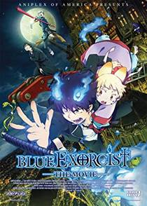 Picture of a movie: Blue Exorcist: The Movie