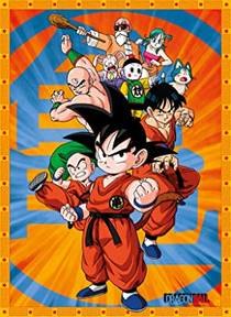 Picture of a TV show: Dragon Ball