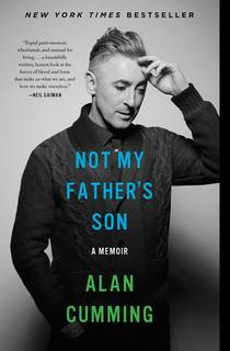 Picture of a book: Not My Father's Son