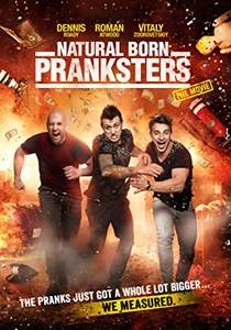 Picture of a movie: Natural Born Pranksters