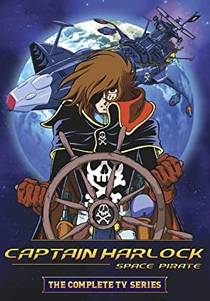 Picture of a TV show: Space Pirate Captain Harlock