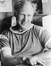 Picture of an author: Ken Kesey