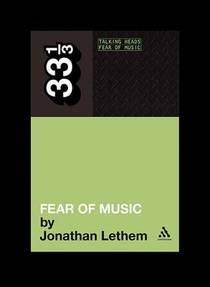 Picture of a book: Fear of Music