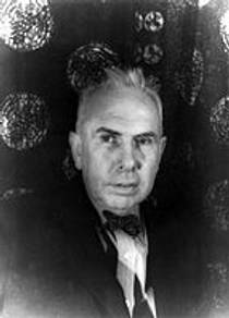 Picture of an author: Theodore Dreiser