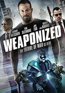 Picture of a movie: Weaponized