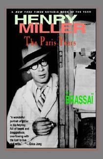 Picture of a book: Henry Miller: The Paris Years