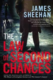 Picture of a book: The Law of Second Chances