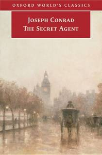 Picture of a book: The Secret Agent